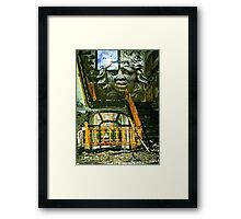A Sense of Loss Framed Print