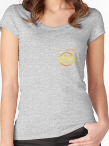 usa aspen tshirt by rogers bros Women's Fitted Scoop T-Shirt