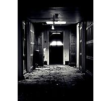 Eyes ~ Pool Park Asylum Photographic Print