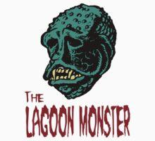 Mani-Yack Lagoon Monster Sticker by monsterfink