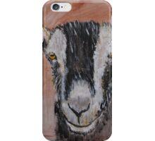 Alpine Dairy Goat iPhone Case/Skin