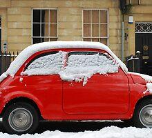 Fiat 500 by philrwesty