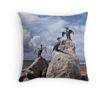 The Tern Project - Morecombe Throw Pillow