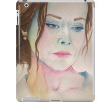 Amanda Mealing Watercolour iPad Case/Skin
