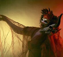 mystic dance by ARTistCyberello