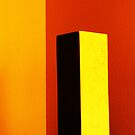 Vase in light by Andy Duffus