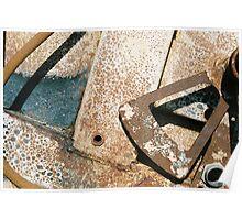 Derelict Haybaler Abstract 03 Poster