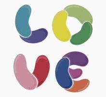 Love Jellies Squared Kids Tee