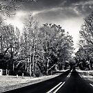Black Tar Road by MeanChristine