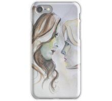Connie and Rita iPhone Case/Skin