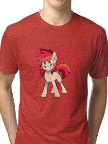 Brony N Proud Tri-blend T-Shirt