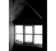 Six ~ Pool Park Asylum Photographic Print