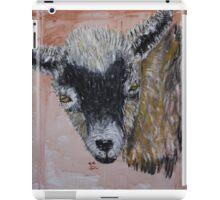 Nigerian Dwarf Dairy Goat iPad Case/Skin