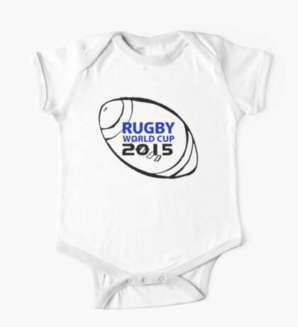 Rugby world cup 2015 One Piece - Short Sleeve