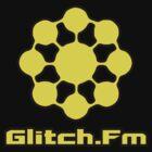 Glitch.Fm Logo - Yellow by David Avatara