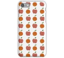 How'd You Like Them Apples? iPhone Case/Skin