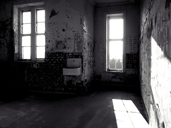 Sink ~ Pool Park Asylum by Josephine Pugh
