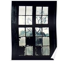 Patchwork ~ Pool Park Asylum Poster