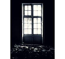 Debris ~ Pool Park Asylum Photographic Print