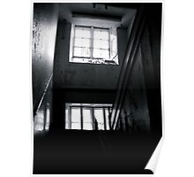 Stairwell ~ Pool Park Asylum Poster