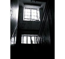 Stairwell ~ Pool Park Asylum Photographic Print