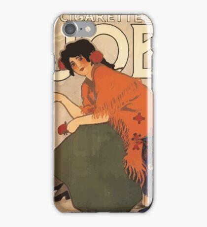 Affiche Armand Rassenfosse iPhone Case/Skin