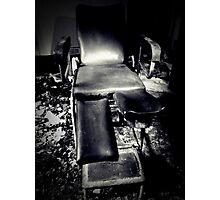 Doctor's Orders ~ Pool Park Asylum Photographic Print