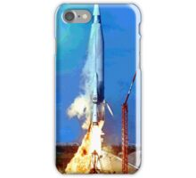 Missile Launch iPhone Case/Skin