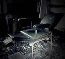 Recline ~ Pool Park Asylum by Josephine Pugh