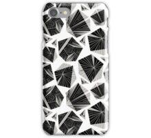 Unique geometrical pattern. iPhone Case/Skin