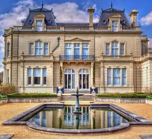 Cherkley Mansion by JMHPhotography