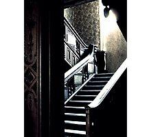 We Waited ~ Pool Park Asylum Photographic Print