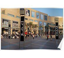 Sunshine shopping  Poster