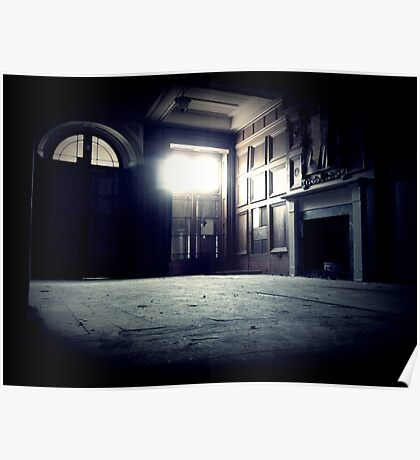 From The Floor ~ Pool Park Asylum Poster