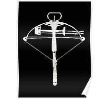 cross bow Poster