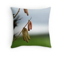 Cat tails! Throw Pillow