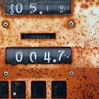 Gas Pump by Michael  Herrfurth