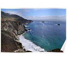 Coast -- Big Sur Poster