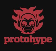 Protohype Logo - Red by David Avatara