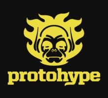 Protohype Logo - Yellow by David Avatara