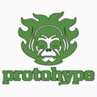 Protohype Logo - Green by VII23