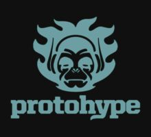 Protohype Logo - Blue by David Avatara
