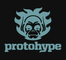 Protohype Logo - Blue by David Avatara
