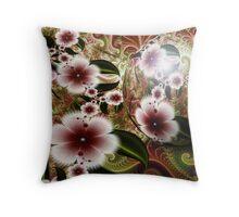Royal Garden Sphere # 13 Throw Pillow