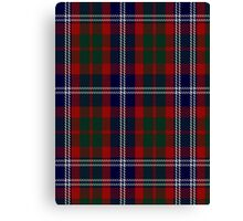 00534 Black Watch (Piper) Tartan  Canvas Print