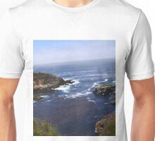 Coast -- somewhere along Big Sur Unisex T-Shirt