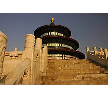 Stairway to (the Temple of) Heaven Photographic Print