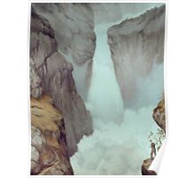 Theodor Kittelsen 1 Fossen The waterfall 1907 Poster