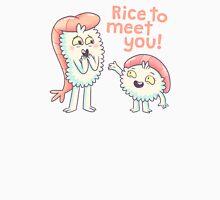 Rice to meet you! Mens V-Neck T-Shirt