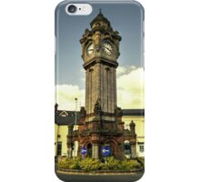Exeter Clock Tower  iPhone Case/Skin